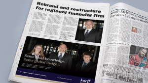 Barefruit Marketing rebrands financial services firm Korff Wealth