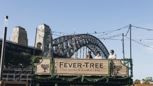 Fever-Tree's marketing evolution continues at Sydney's Whiskey on the Rocks