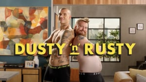 Bonds debuts 'Dusty 'n' Rusty' content series via Special Group Australia
