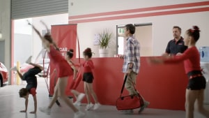 Coles Insurance shows Australians 'what really counts' via TBWA Melbourne