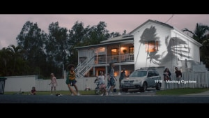 Suncorp supports Queenslanders through every storm via Leo Burnett
