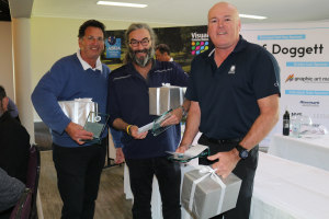 Fun and Fundraising at Sign Industry Golf Day