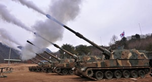 Self-propelled howitzers: Land 17 Phase 2 lives again?