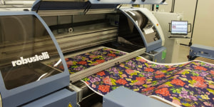 Epson opens new textile printer centre