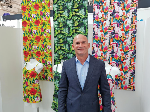 Mega trends converging for digital textile: Ronen Samuel, CEO, Kornit