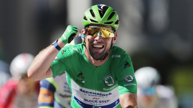 Cavendish's fairytale comeback continued as he won his 4th stage at the 2021 Tour de France.
