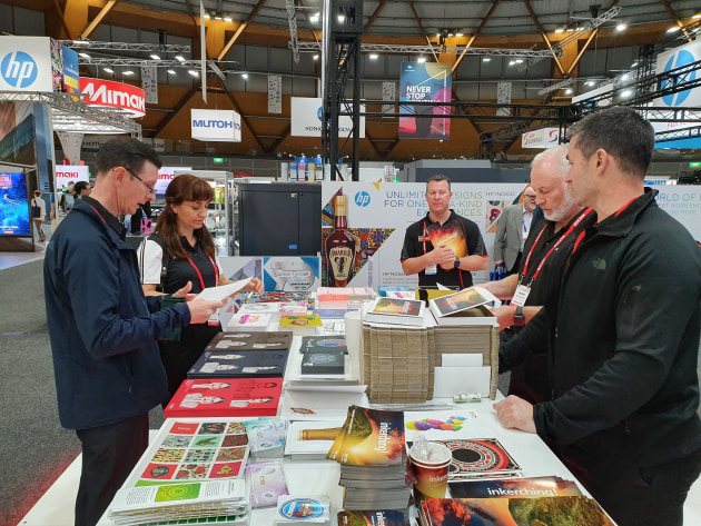 Millions of dollars in sales were made at this year's PrintEx show.