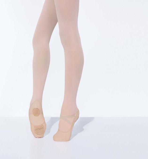 5eb0c9364 Hanami Best-Selling Canvas Split-Sole Ballet Shoe - Dance Australia