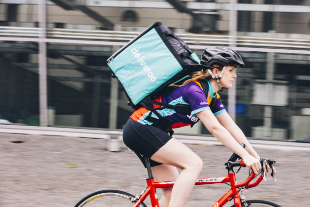 "47e1e9cf1 Deliveroo rolls out service ""perks"" to its Australian restaurants ..."