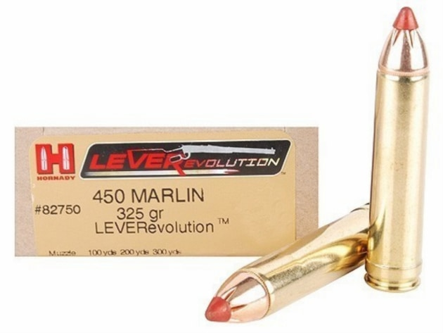 Whatever Happened To The  450 Marlin? - Sporting Shooter