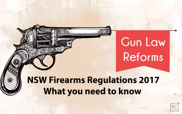 NSW Firearms Regulations 2017 - The Changes you need to know