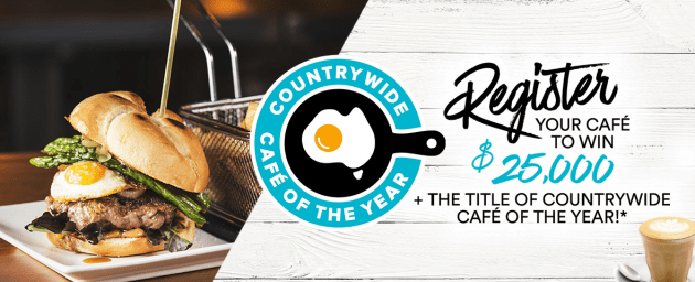 2018 Countrywide Café of the Year - foodservice