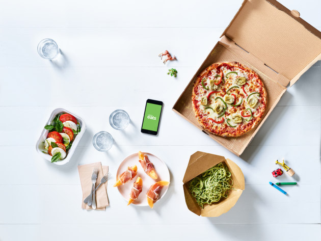 Crunching the numbers with Uber Eats - foodservice