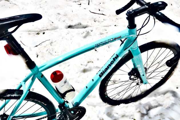 vélo bianchi route 2018