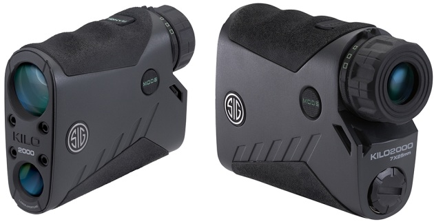 SIG Sauer Kilo 2000 Laser Rangefinder - Sporting Shooter
