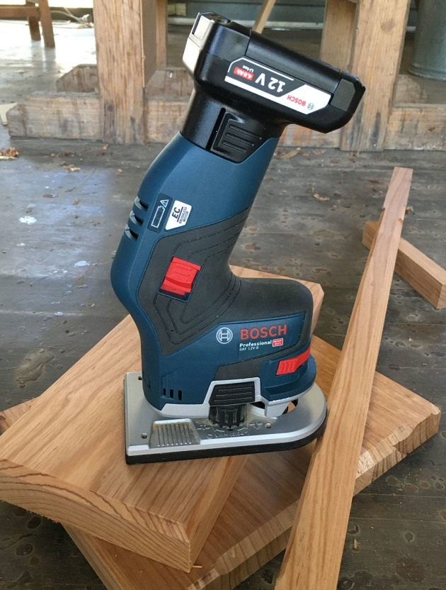 Bosch Cordless Trim Router Gkf 12v 8 Professional Australian Wood Review