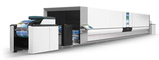 Targeting commercial printers: New Canon Prostream 1800