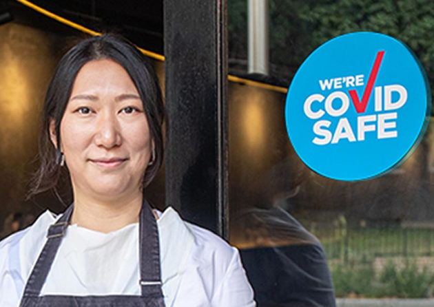 Covid-safe: All businesses in Victoria need to have a Covid-safe plan in operaiton by 11.59pm on Friday to stay open