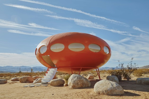 © Nicole Reed - 'Futuro House Joshua Tree'