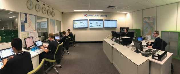 A strong tradition of print engineering has evolved into the high-tech Currie Care Centre, which remotely services printers across the region.