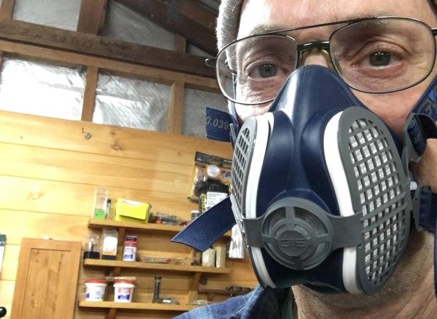 Elipse P3 Dust Mask Australian Wood Review