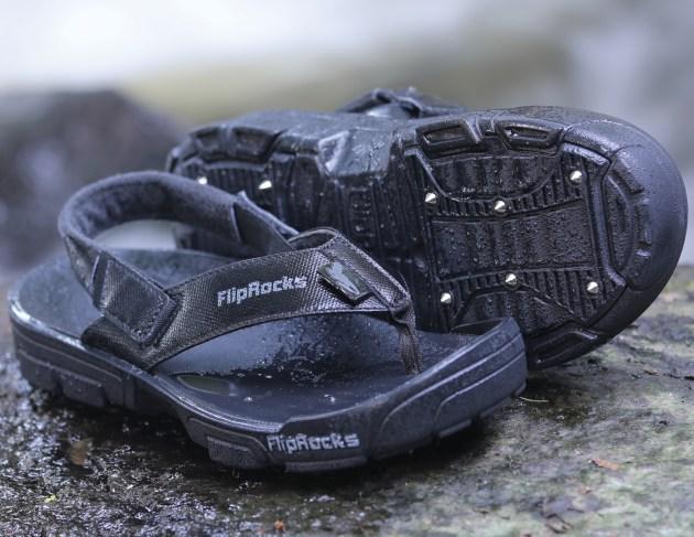 FlipRocks sandals review - Fishing World