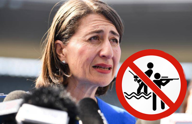 Berejiklian Rules Out Deal with Shooters Party - Sporting