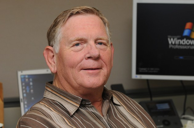 Laser printer inventor: Gary Starkweather