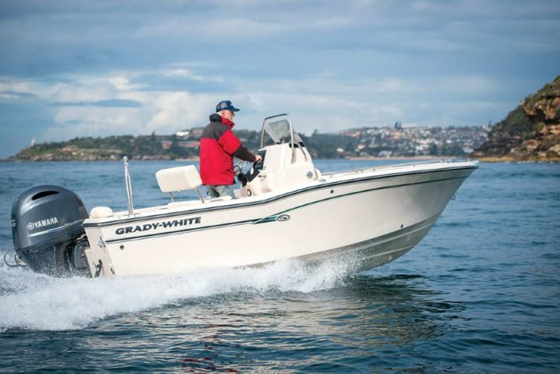 Grady White Fisherman 180 review - Fishing World