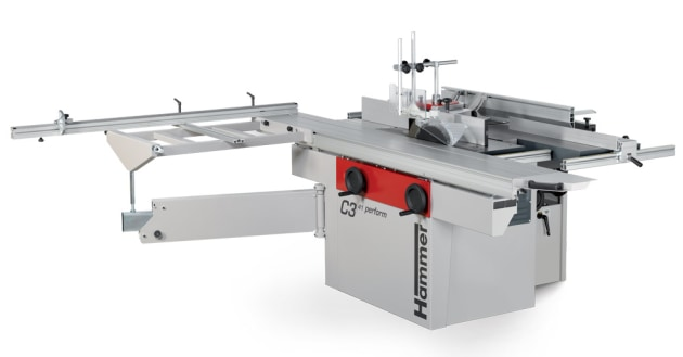 Hammer C3 41 Combination Relaunched in Three Configurations