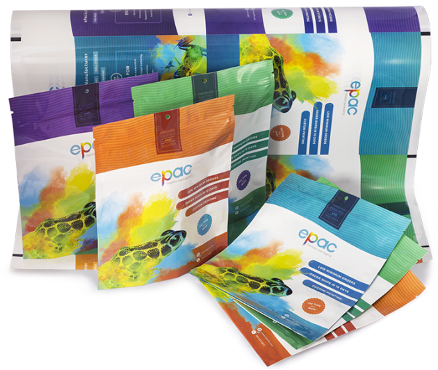Pouch factory: HP Indigo to show complete pouchmaking factory at Labelexpo