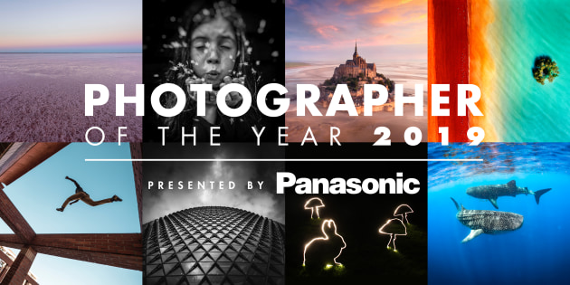 Photographer of the Year, presented by Panasonic, is looking for the best photography across eight separate categories. The Action category is new for 2019. Photos (clockwise from top left): Paul Besford, Stacey Kaye, Donald Yip, Michael Pilsworth, Michael Wigram, Josephine Oehler, David Dahlenburg, Lennart Kcotsttiw.