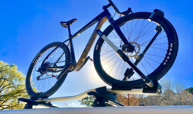 Tested Thule Upride 599 Bike Rack Bicycling Australia