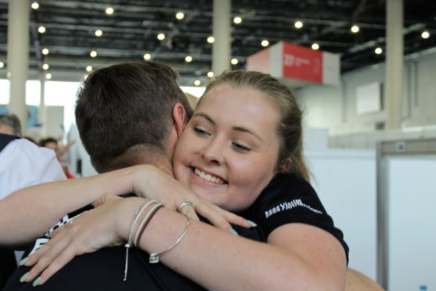 Years of preparation paid off for Indy Griffiths at the WorldSkills Championship in Kazan, Russia.