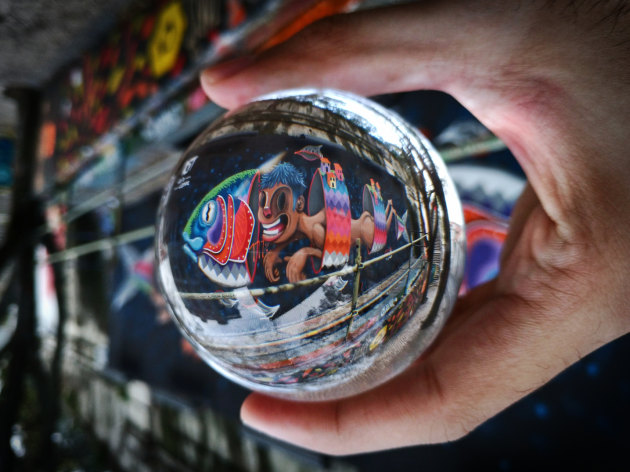 Seven Tips For Awesome Lensball Photography Australian Photography