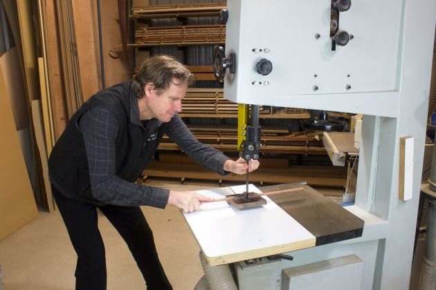 Sharpening Your Bandsaw Blades - Australian Wood Review