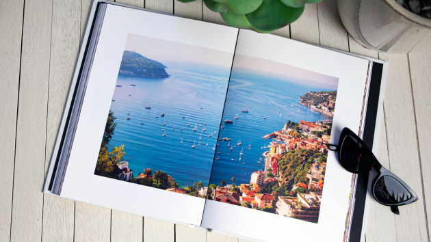 Momento photo books is an Australian-owned company that has a variety of different photo book options.