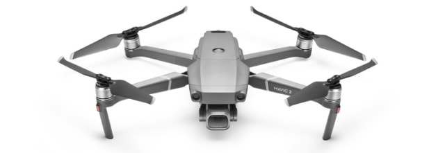08e089975b5 The Mavic 2 Pro features a Hasselblad camera—the first implementation of  Hasselblad's technology since DJI purchased the company in 2017.
