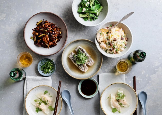"""Hospitality company Merivale now offers """"almost ready"""" restaurant meals home delivered from some of its restaurants, including Mr Wong, Totti's, Fred's, and Bert's."""