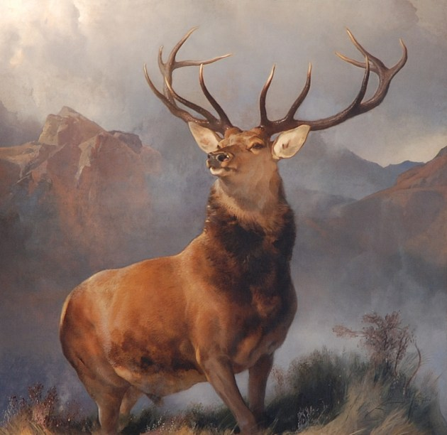 Monarch Of The Glen - Landseer