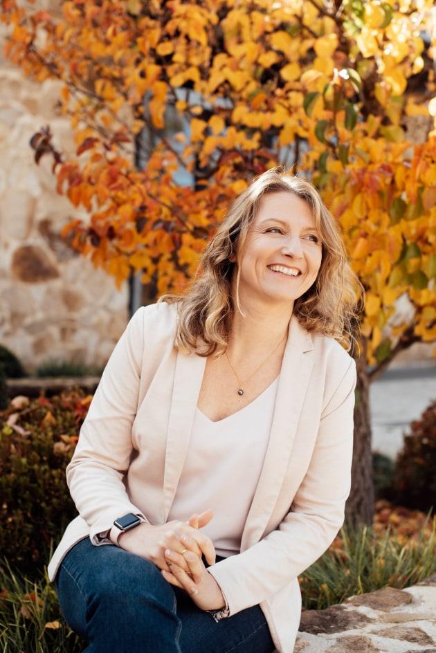 French-born, Adelaide-based founder of eBottli and Bottli Nathalie Taquet