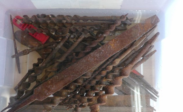 Removing Rust - Australian Wood Review