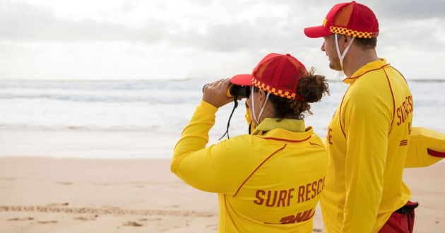 $2.7m: Surf Life Saving boss allegeldy stiole the cash in part through a dummy printing business