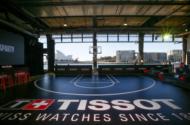 Large format digital entry: Tissot promotion from Image Box