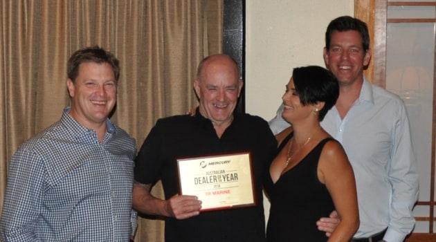 TR Marine World wins Mercury award again - Marine Business
