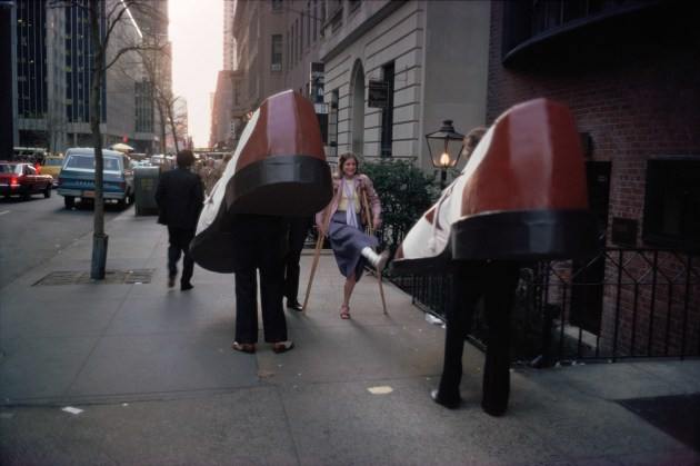 New York City, 1978. Courtesy and Copyright of Joel Meyerowitz.