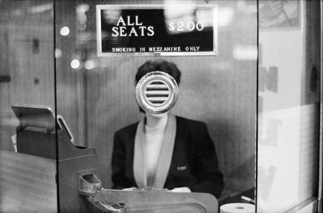 New York City, 1963. Courtesy and Copyright of Joel Meyerowitz.