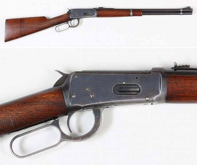 Classic Winchester Model 94 Rifle