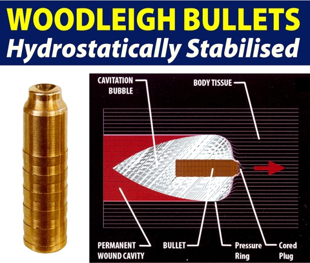 Woodleigh Bullets - An Australian Success Story - Sporting