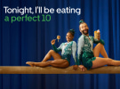 Uber Eats enlists Simone Biles and Jonathan Van Ness for latest Tonight I'll Be Eating ad